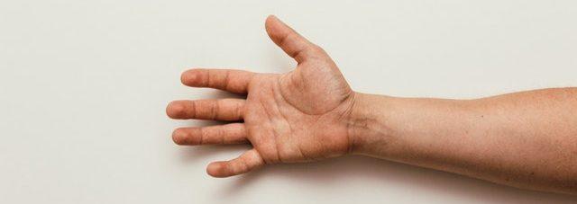 čisté ruce jsou pro prstění důležité